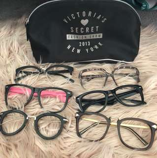 glasses frames bundle