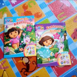 (BNEW) Bundle: Dora Books