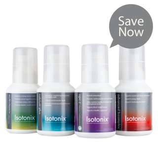Isotonix Daily Essential Health Kit (4-in-1 Beauty Set)