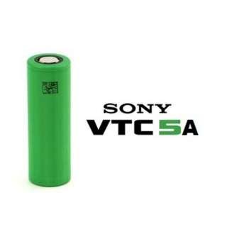 Sony VTC5A 18650 Li-ion Rechargable Battery - 3,000 mAh