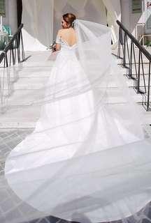 Merlene Marcelo Wedding Gown For Sale