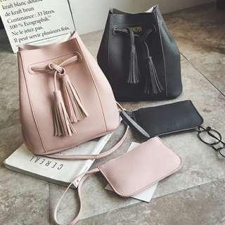 Small simple handbag