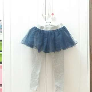Bonds kid tutu legging