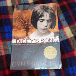 Dicey's Song by Cynthia Voight