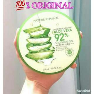 Aloe vera Shooting gel Nature Republic