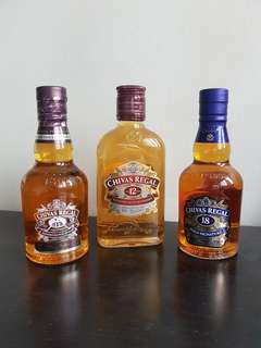 Chivas 0.2 (Selling 3 together)
