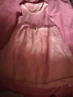 Girl's Princess Dress