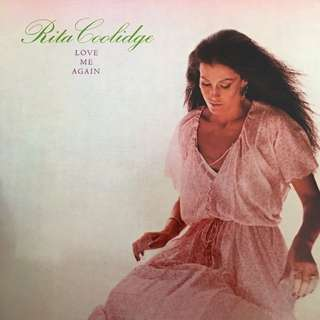 Rita Coolidge vinyl record
