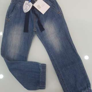Celana jeans chicco new for boy