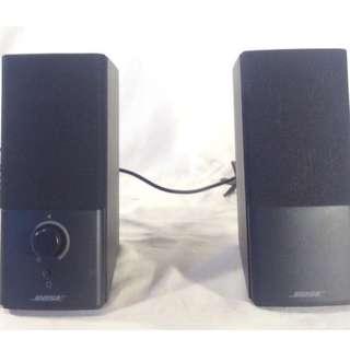 🚚 Bose Companion 2 Series III Multimedia Speakers多媒體揚聲器 電腦喇叭