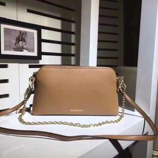 AUTHENTIC BURBERRY CHAIN BAG