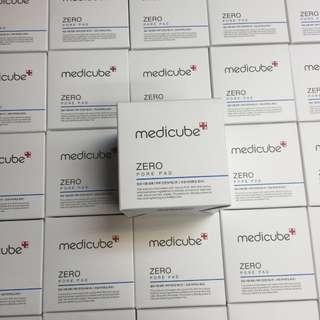 (Life 2091) 韓國人氣 Medicube Zero Pore Pad 毛孔角質清潔棉