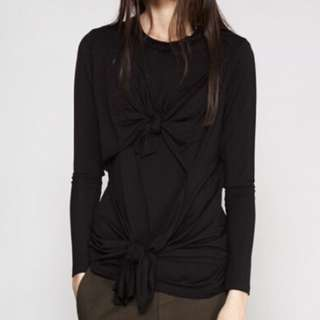 Marques Almeida Knotted top