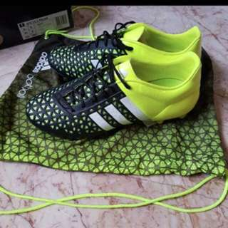Adidas ace 15.1 lime green