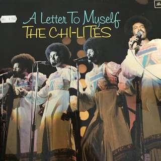The Chilites vinyl record