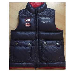 Authentic Hackett London Vest for Boys Size 5/6