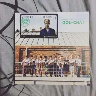 WTS Gol-Cha Album