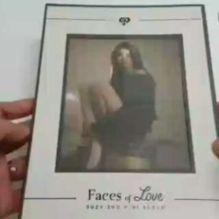 ON HAND SEALED Suzy - Faces of Love