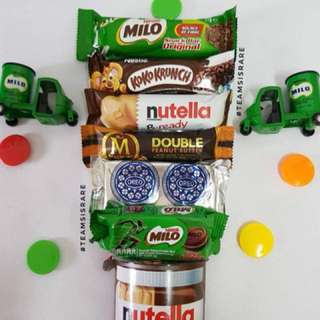 Chocolate import 🍫