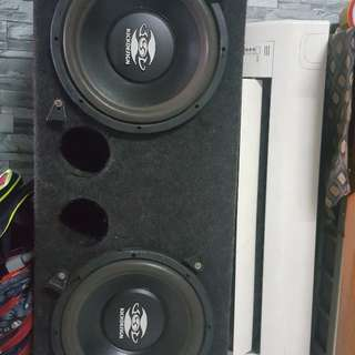 Kickers subwoofer