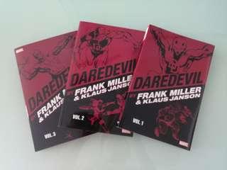 Daredevil TPB, Frank Miller/Klaus Janson 1-3 Complete