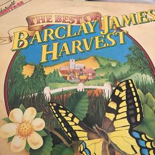 Barclay James harvest vinyl record