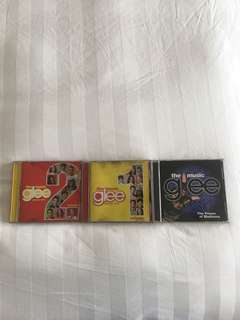 Glee 3-CD Collection