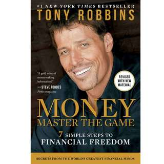 MONEY Master the Game: 7 Simple Steps to Financial Freedom (E-Book) (MOBI Format)