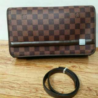 TAS LOUIS VUITTON TRIBECA DAMIER 2002