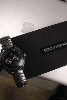 Dolce Gabbana mens watch authentic