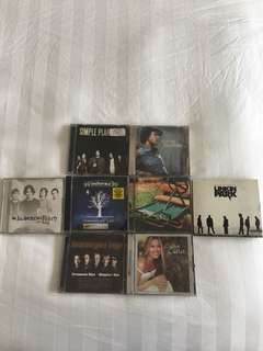 Mixed 90s and 00s Original CDs