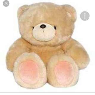 Forever Friend Plush Bear