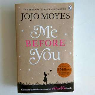 $5.90 Me Before You Jojo Moses Now A Hit Movie