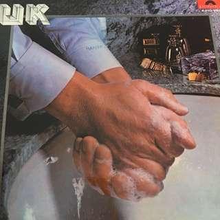 UK vinyl record