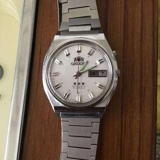 🚚 老錶 東方機械錶