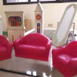 Take-all Doll House Furniture