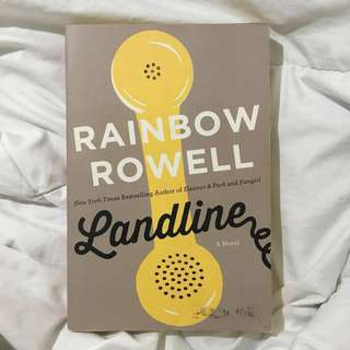 Landline : Rainbow Rowell (Paperback)