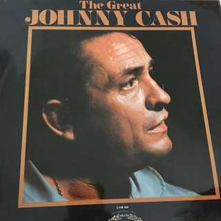 Johnny cash vinyl record