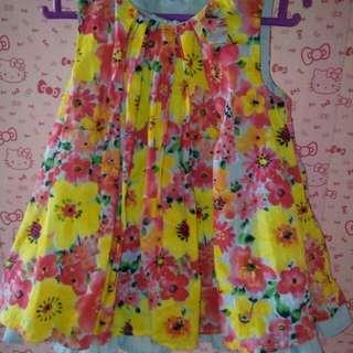 First impression summer dress