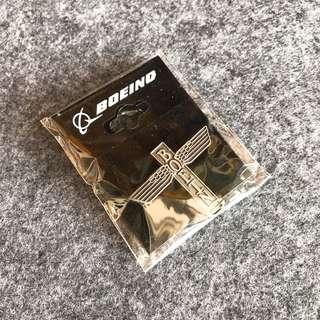 Boeing Pin