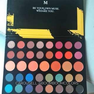 39A Morphe DARE TO CREATE Eyeshadow Palette