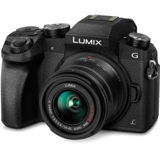 Panasonic Lumix DMC-G85 Micro Four Thirds with 14-42mm - kredit tanpa CC dp 10%