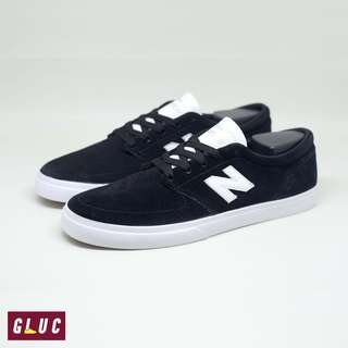 New Balance Numeric 345 Skate Shoes Black White Original