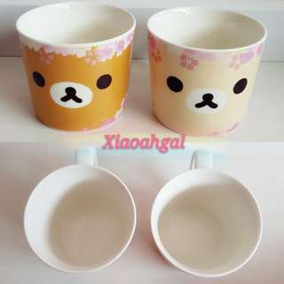 🔴FREE TOOTHPASTE w Purchase➡️FOLLOWERS ONLY!🔴**Those always backout/follow & unfollowed, this Freebies not applicable** 🌸Normal Size🌸🐰AUTHENTIC BRAND NEW (Clean in plastic)🐰RILAKKUMA (Rilakkuma) Mug/ Cup! 💋No Pet No smoker clean Hse💋