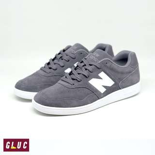 New Balance CT288 Suede Gray White Original