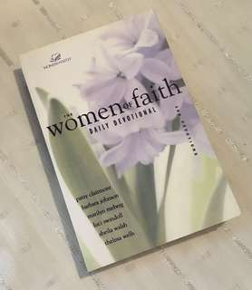 Charity Sale! The Women of Faith Daily Devotional by Patsy Clairmont
