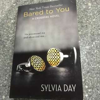 Special: Bared To You - A Crossfire Novel (New York Times Bestseller) By Sylvia Day