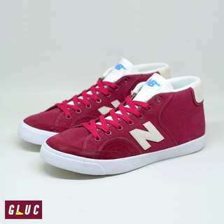 New Balance Pro Court 213 Mid Red White Original
