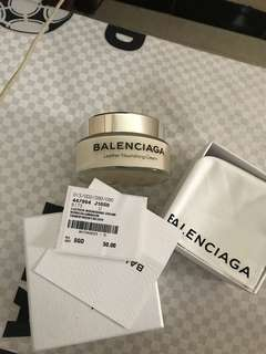 balenciga leather moisturizer (bag,shoes,belt)