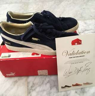 Puma Clyde Chase NYC  limited Edition (1 of 100)
